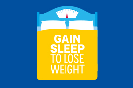 gain sleep to lose weight